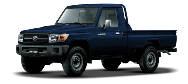 Land Cruiser Pick Up Azul